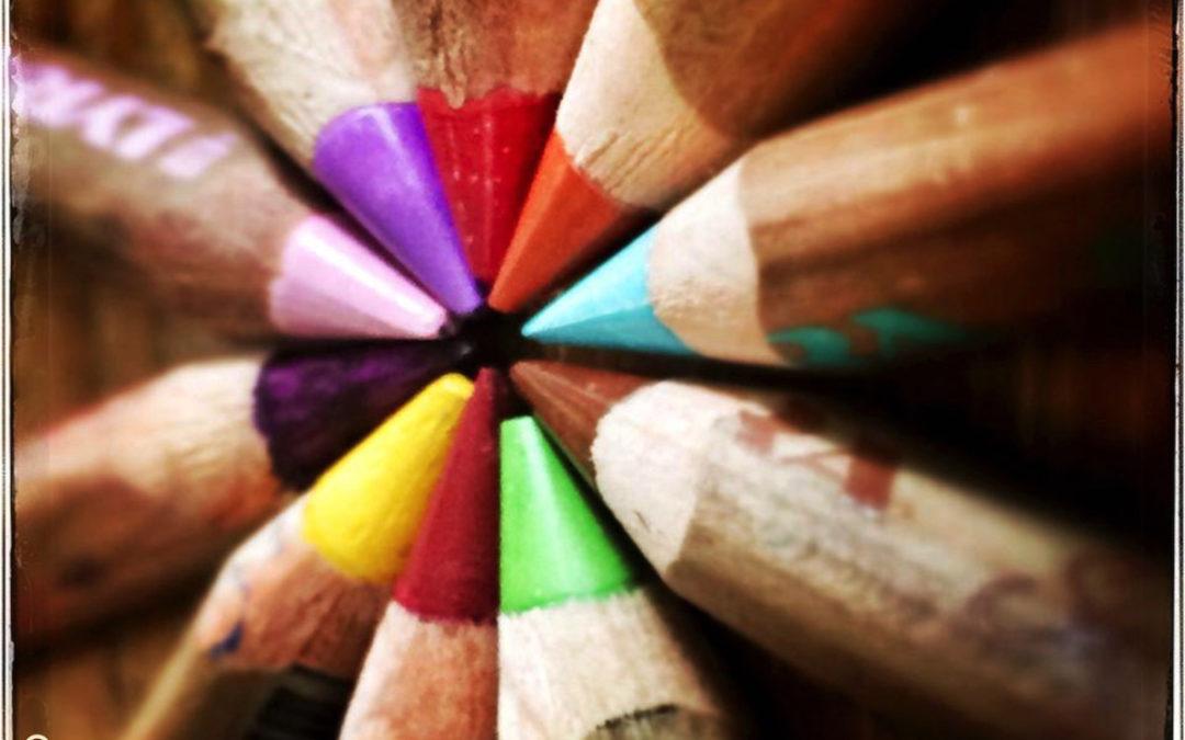 Was wir von einem Bleistift lernen können…